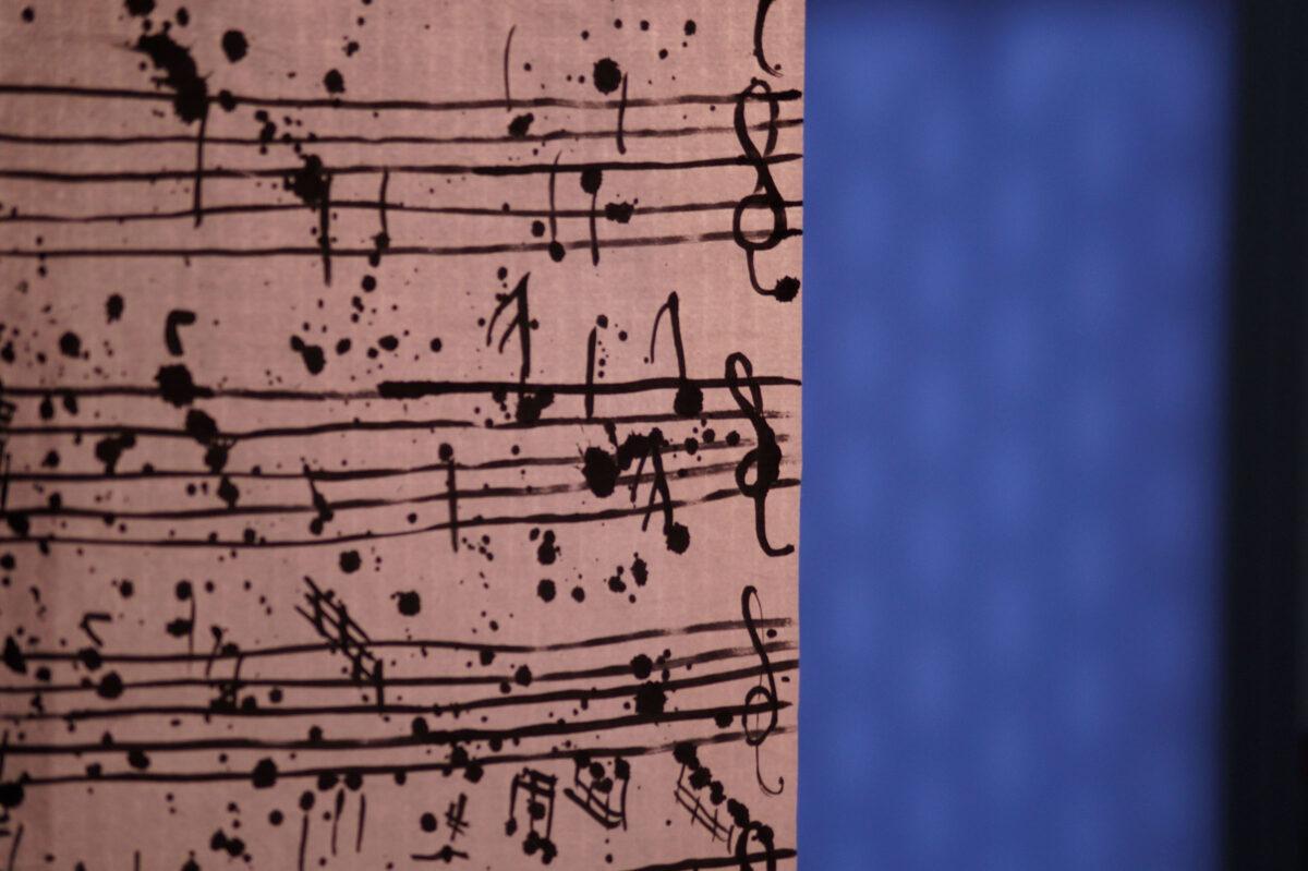 drehpunkte - partitur