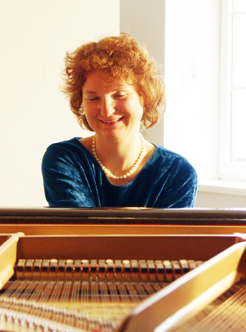Karen Schlimp. Photo: Günter Touschek